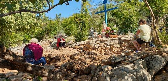 Blue Cross Medjugorje, Bosnia and Herzegovina