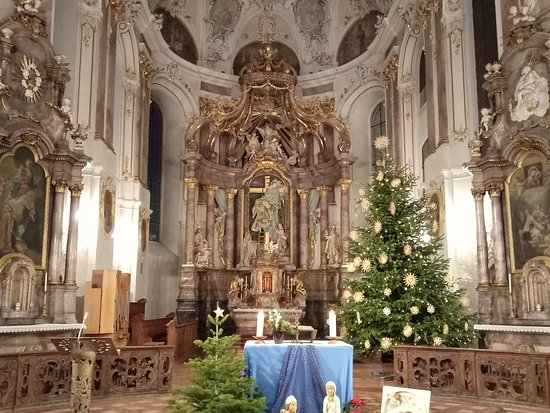 Mainz, Jerman: St. Augustine Church, Riverfront and others in this beautiful city