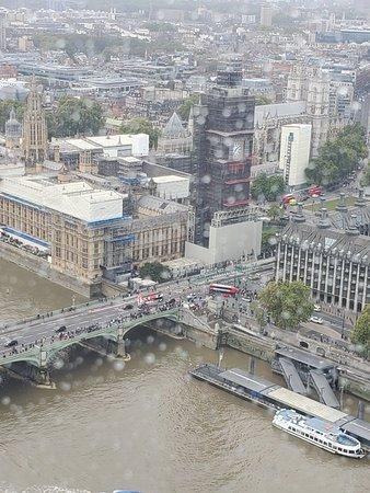 Billet standard pour le London Eye Photo