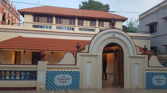 The Vaadhyar's House Photo