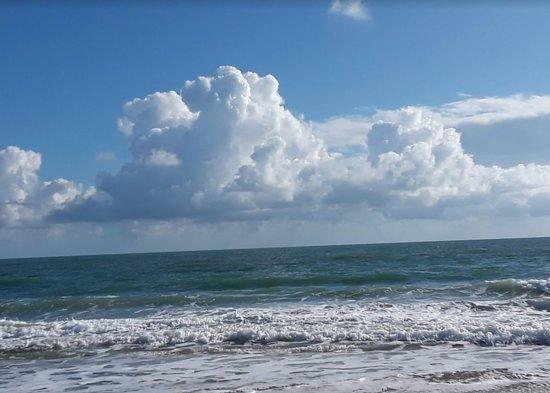 Canaveral National Seashore Parking Area 11 Beachside by Florida East Coast Surf Fishing