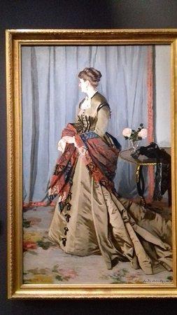 Claude Monet - Madame Louis Joachim Gaudibert