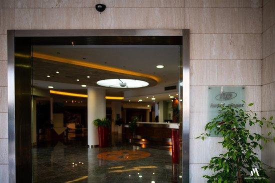 Rigutino, Italien: Ingresso Hotel
