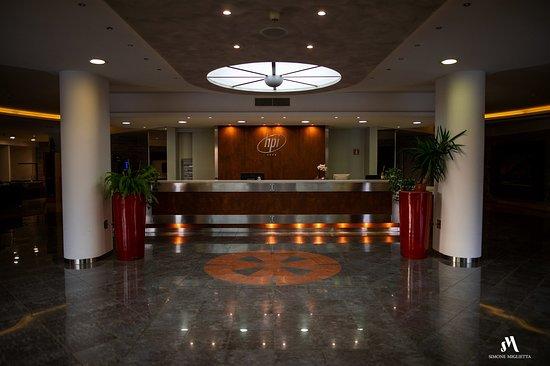 Rigutino, Italien: Hall dell'Hotel