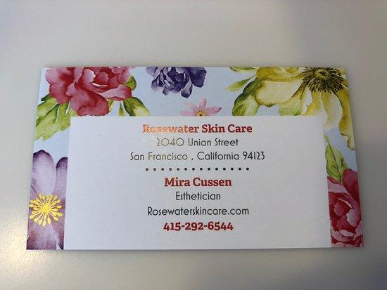 Rosewater Skin Care
