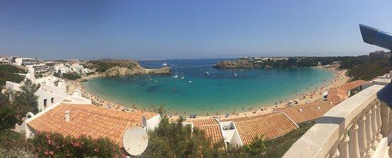 Castell D'Arenal beach