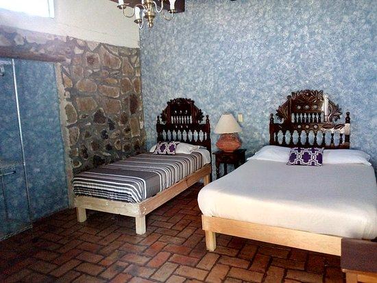 San Luis de la Paz, Mexico: Habitaciones amplías