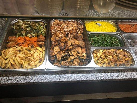 Ready to eat ! Wir sind vorbereitet !