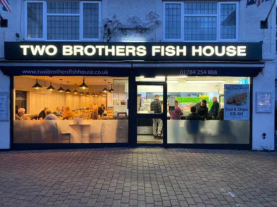 Two Brothers Fish House Ashford Updated 2020 Restaurant