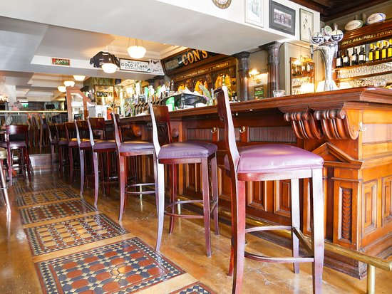 The front bar.