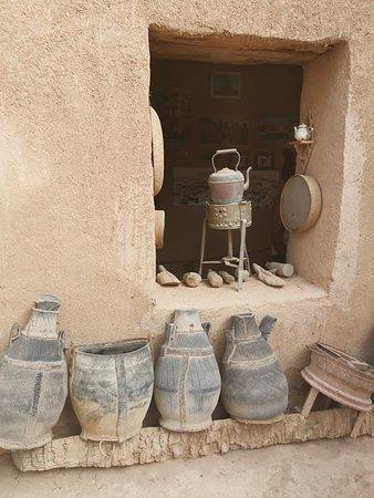 Tighmert, Marokko: Ustensiles de la vie nomade