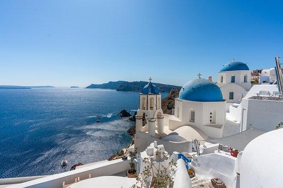 All inclusive Santorini