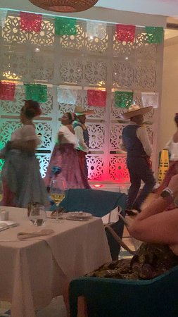Entertainment on Mexican Independence Day