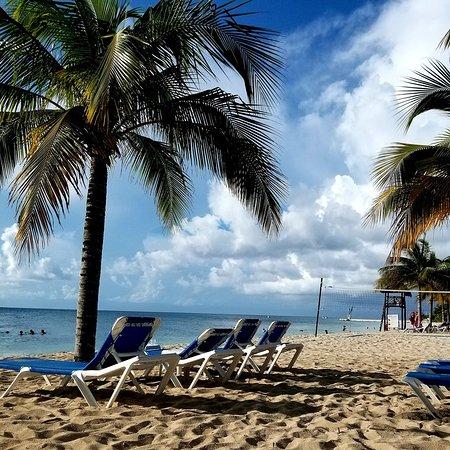 Beach at Allegro Cozumel