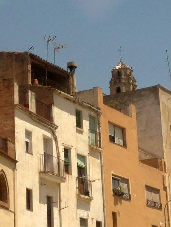 Cabra del Camp, Spanje: Por Encima de los Edificios