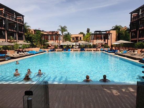 Hotel & Ryads Barriere Le Naoura Marrakech, Hotels in Marrakesch