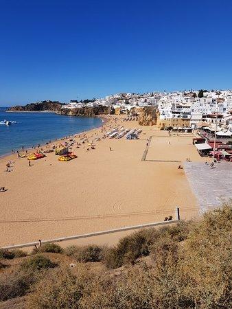 Praia De Pescadores in the Old Town