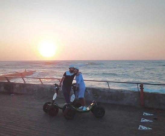 تل أبيب, إسرائيل: EZRaider tours in Tel Aviv 🇮🇱 An unforgettable experience with A variety of amazing routes for the whole family 052-946-9645 call today to schedule