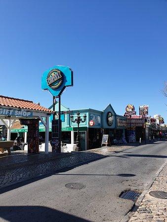 Coopers Bar & Kitchen along Montechoro Strip