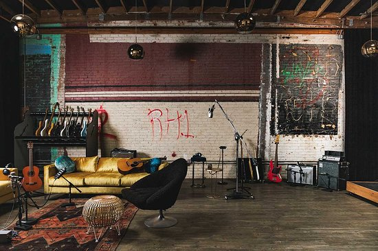 Sound Stage/ Private Event Space in Gold Diggers Sound | Recording Studios.  Winner of 2019 Ahead Award - Best Event Space
