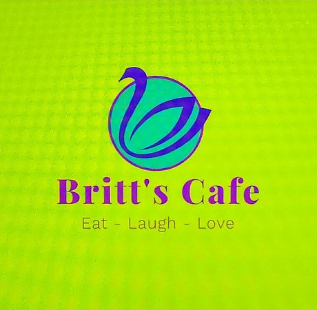 """What Lakeland does on the South-Side... """"It's Britt's""""! Pull up a seat and enjoy our Quaint Cozy Corner Cafe!"""