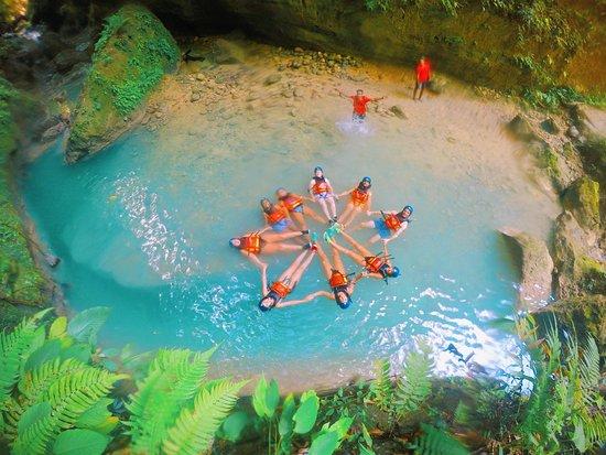 PH Kawasan Canyoneering Adventure - Cebu Island   Tripadvisor