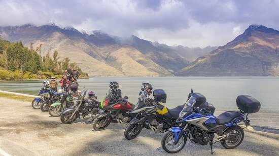 Queenstow to Glenorchy