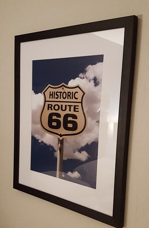 Fenton, MO: Reminder That You Are On Route 66