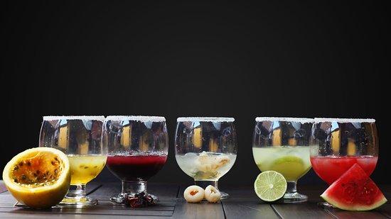 Sodas saborizadas
