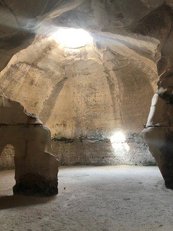 Beit Guvrin Caves outside Tel Aviv