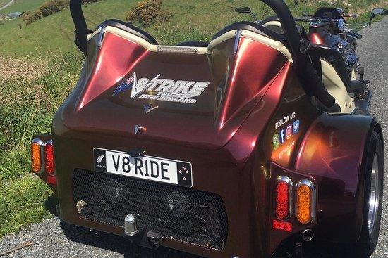 V8 Trike Tours Tauranga