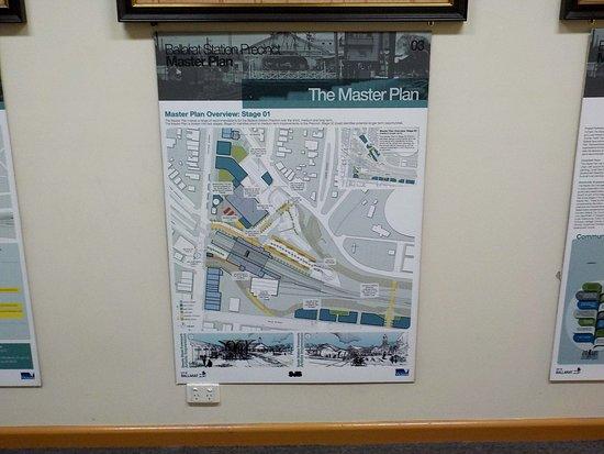 development plans for station