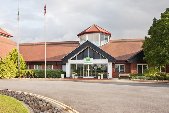 Dont Rely On Pool And Gym Review Of Holiday Inn Aylesbury