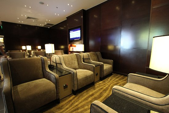 Plaza Premium Lounge Kuching
