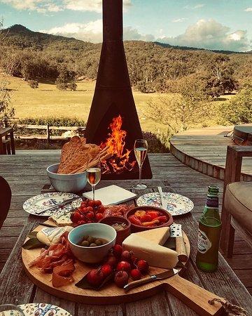 The Wollombi Lifestyle - a feast @ Elmswood! Photo credit: Tabatha Muzik