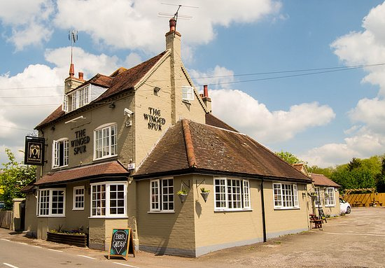 The pub from the outside