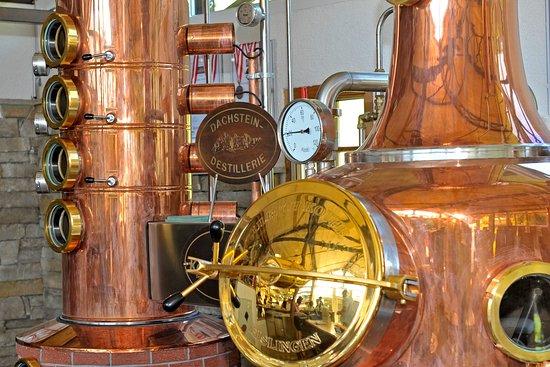 Dachstein Destillerie Copyright: Shooting Star