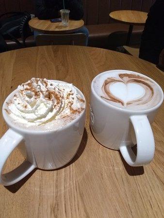 Starbucks Wimbledon London Menu Prices Restaurant