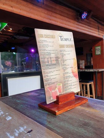 Temple Bar on the Strip