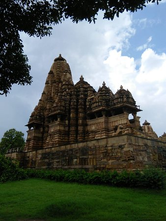 Khajuraho to Panna National Park Safari Tour: Khajuraho Temple
