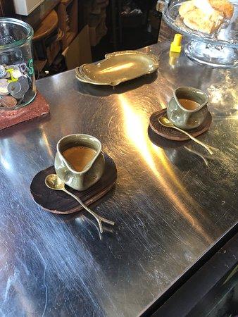 The Bluebird Cafe: caffè