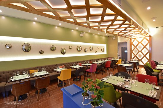 Upper East Side: Private events dining room available