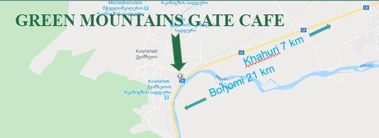 Khashuri, Georgië: OUR LOCATION