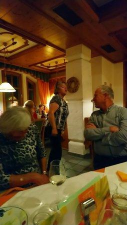 Maj-Inger tells a joke....