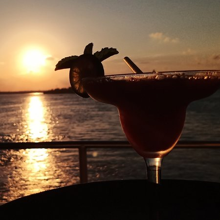 Keep calm and enjoy the cocktail