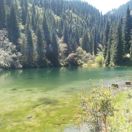 Almaty Region, Kazachstan: Kayndy kolsay Charyn