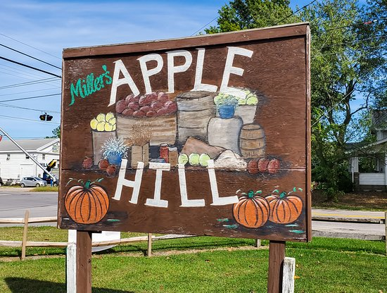 Welcome to Apple Hill