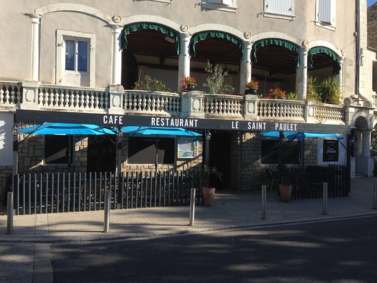 Saint-Paulet-de-Caisson, Frankrijk: Entrée principale