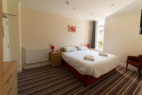 Double Room at the Bournemouth Sands Hotel