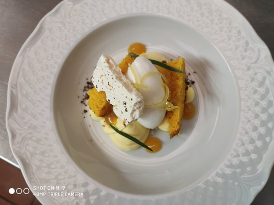 Mascarpone, carote e limone